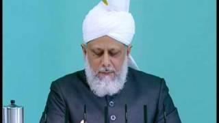 Friday Sermon: 28th May 2010 - Part 3 (Urdu)