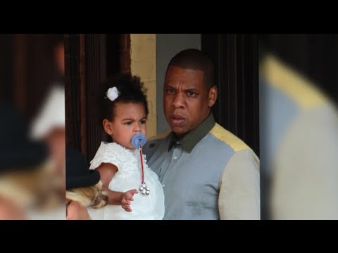 Jay Z and Beyoncé's Daughter Blue Ivy Looks Just Like Her Dad