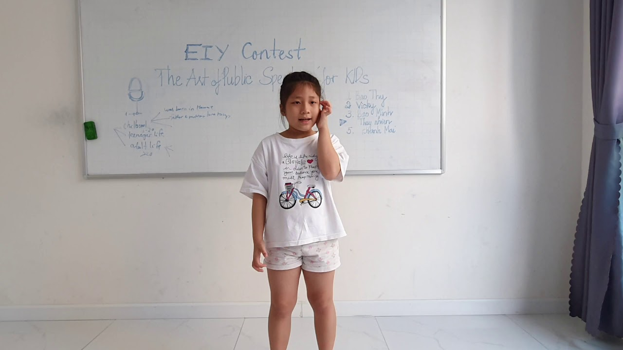 EIY - Graduation speech - Cao Thuy Nhien - YouTube