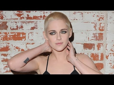 Kristen Stewart SHAVES Her Head & Opens Up About Coming Out After Dating Robert Pattinson