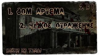 Истории на ночь (2в1): 1.Дом Артёма, 2.Чужое отражение