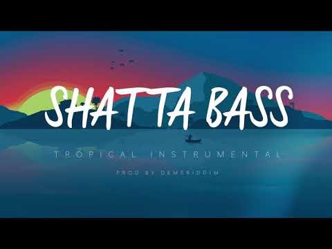 📣 SHATTA BASS  Instrumental 🌴 l Dancehall Type Beat 2018 l prod by DemsRiddim Beats l