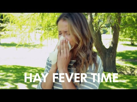 Hay Fever? Keep your pollen allergy at bay in home!