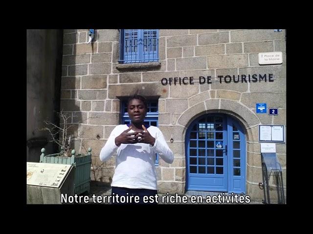 Office de Tourisme Couesnon Marches de Bretagne en LSF