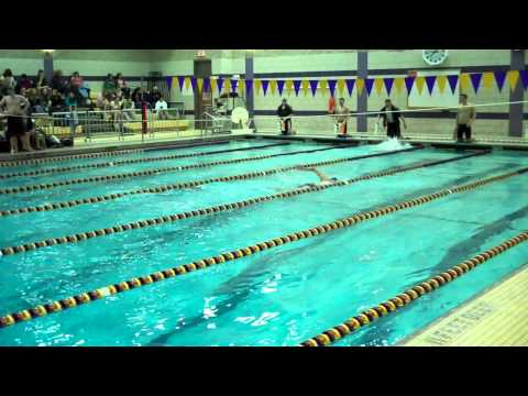 500 Free Ballston Spa Boys Swimming vs. Saratoga