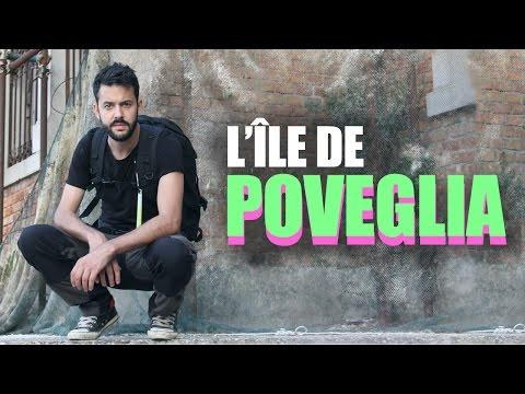 L'ÎLE DE POVEGLIA - (LES ETRANGES EXPERIENCES)