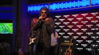"""No Way Out"" Starship featuring Mickey Thomas performs at Columbus Ohio September 7,2013"