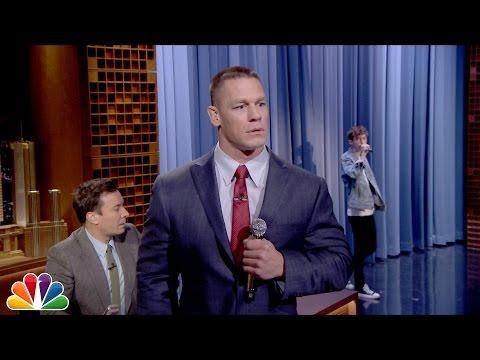 """Memories"" with John Cena and Troye Sivan"