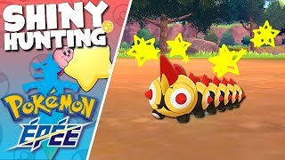 🔴 Pokémon Épée - Shiny hunting : Hexadron (!shiny)