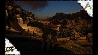 ARK: Survival Evolved - PARACER TAME & PLATFORM SADDLE BUILD!!! S1 E30 (Ragnarok Map)