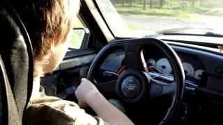 Артём учится водить авто 10.05.14г  первый  урок(, 2014-05-19T16:22:44.000Z)