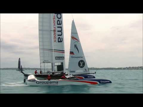 Eighth Day Of 35th America's Cup, June 3 2017
