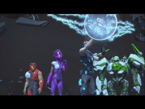 Max Steel Team Turbo: Fusion Tek (full movie) english