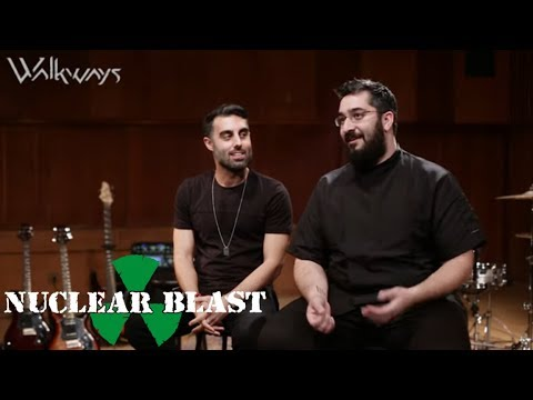 WALKWAYS - Being A Metal Band In Israel (OFFICIAL INTERVIEW)