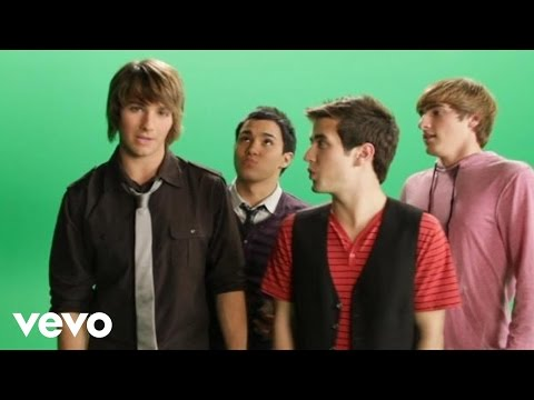 Big Time Rush - Making Of The Video for Any Kind Of Guy