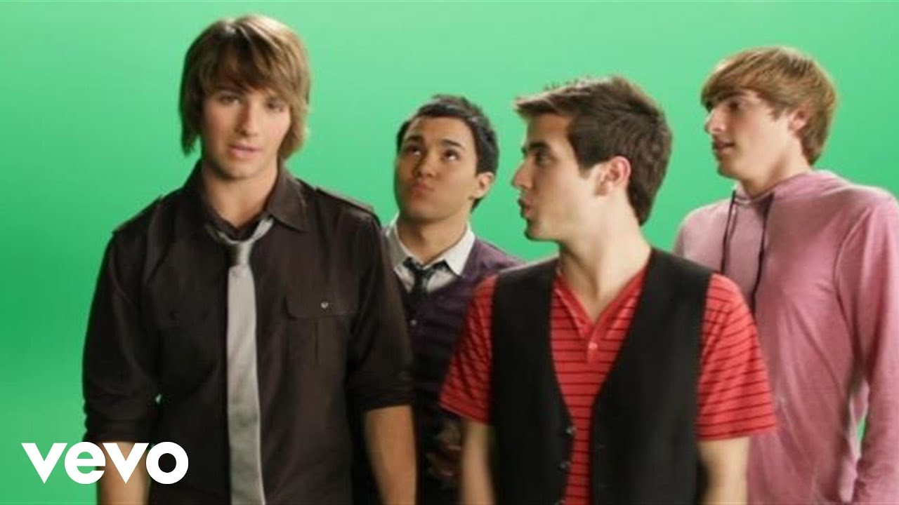 Dating Advice From Big Time Rush