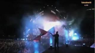 Muse Uprising Live Wembley Stadium (PROSHOT edit) 11.9.10