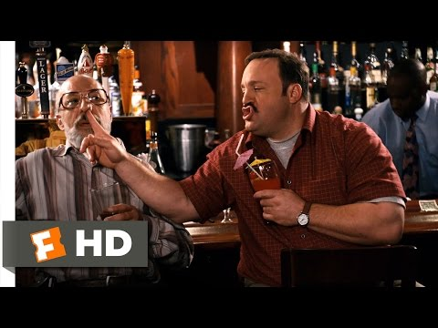 Paul Blart: Mall Cop (2009) - Getting Wasted Scene (2/10) | Movieclips