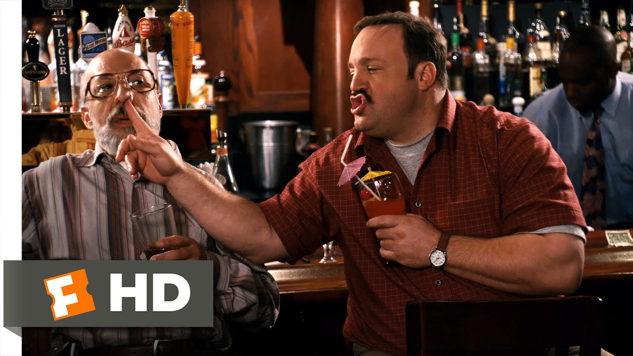 Paul Blart Mall Cop 2009 Getting Wasted Scene 2 10 Movieclips Youtube