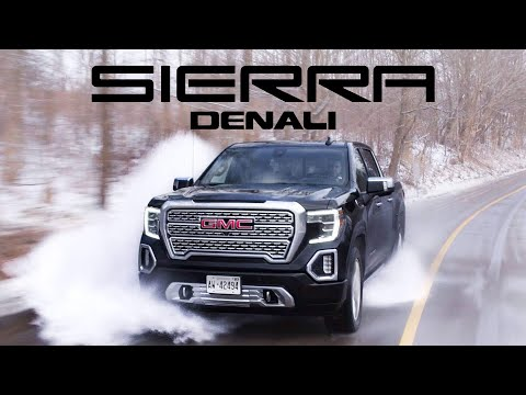 2019 GMC Sierra 1500 Denali Review - It Has A Special Tailgate