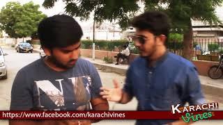 Karachi vines