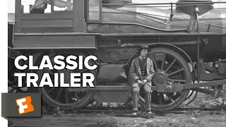 The General (1926) Trailer #1 | Movieclips Classic Trailers