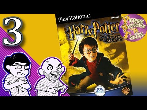 Harry Potter and the Chamber of Secrets, Ep. 3: Dapper Dan Edgeworth  - Press Buttons 'n Talk