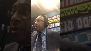 Stephen A. Smith Reacts To Cleveland Cavaliers & Gregg Popovich On Lavar Ball