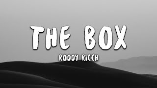 Gambar cover Roddy Ricch - The Box (Lyrics)