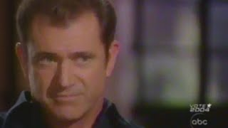 Mel Gibson's Passion - Primetime Live interview with Diane Sawyer - 2004