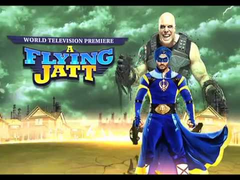 A Flying Jatt Ki Shakti!