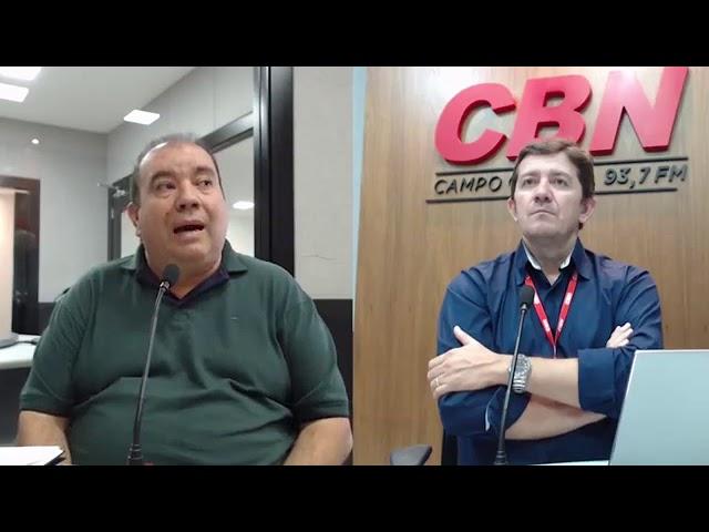ENTREVISTA CBN CAMPO GRANDE: João Batista - Pres. Sind das Indústrias de Calçado de MS