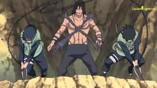 「AMV」Naruto Shippuden - World So Cold - HD