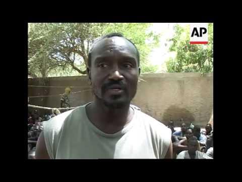 WRAP US envoy visits, captured rebel on rebel alliance