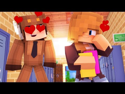 MOOSE FALLS IN LOVE! | Valleyside High S1 [Ep.6] (Minecraft Roleplay)