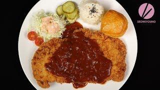 Korean Pork Cutlet, Donkasu | Asian at Home
