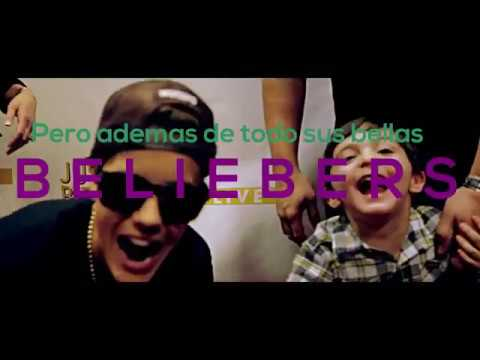 Justin bieber ft J Balvin, Sorry Beliebers,    Dj Latin Girl , cajita de descripcion