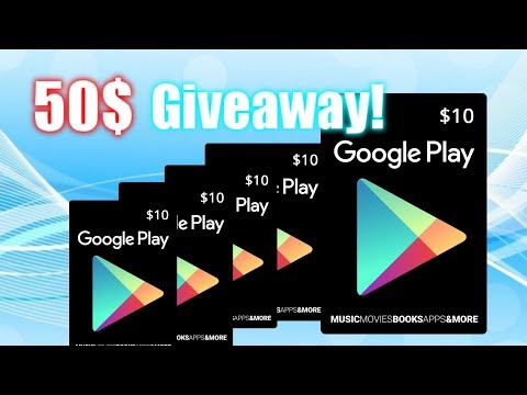 50$ Google Play Card GIVEAWAY + Thanks You All Castle Clash