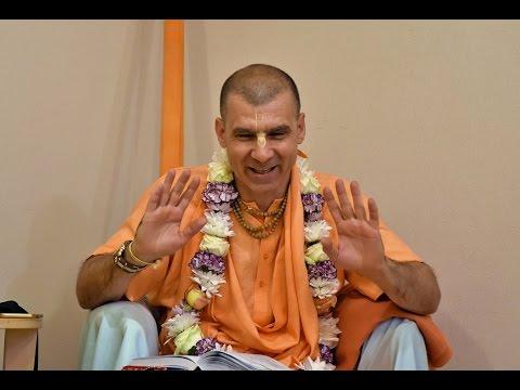 Шримад Бхагаватам 1.15.18-19 - Бхакти Расаяна Сагара Свами