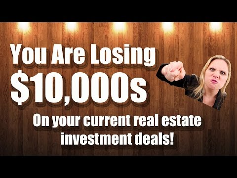 Leverage In Place Property Contracts for Explosive Real Estate Investment Profits