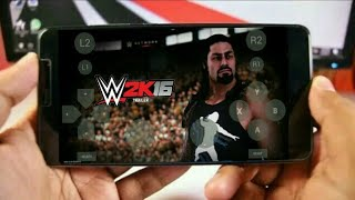 WWE 2K16 Real Game For All Android With Link || Download Now ||