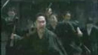Fighter in the Wind - baramui fighter ( 2004 - trailer ) ( Mas Oyama )