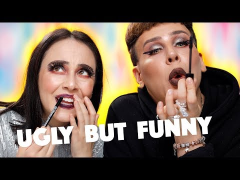 lowest makeup skills ever 🐌 Marvyn Macnificent + Hatice Schmidt übertreiben mit miesen Makeup Looks