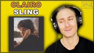 Clairo - Sling ALBUM REACTION / REVIEW