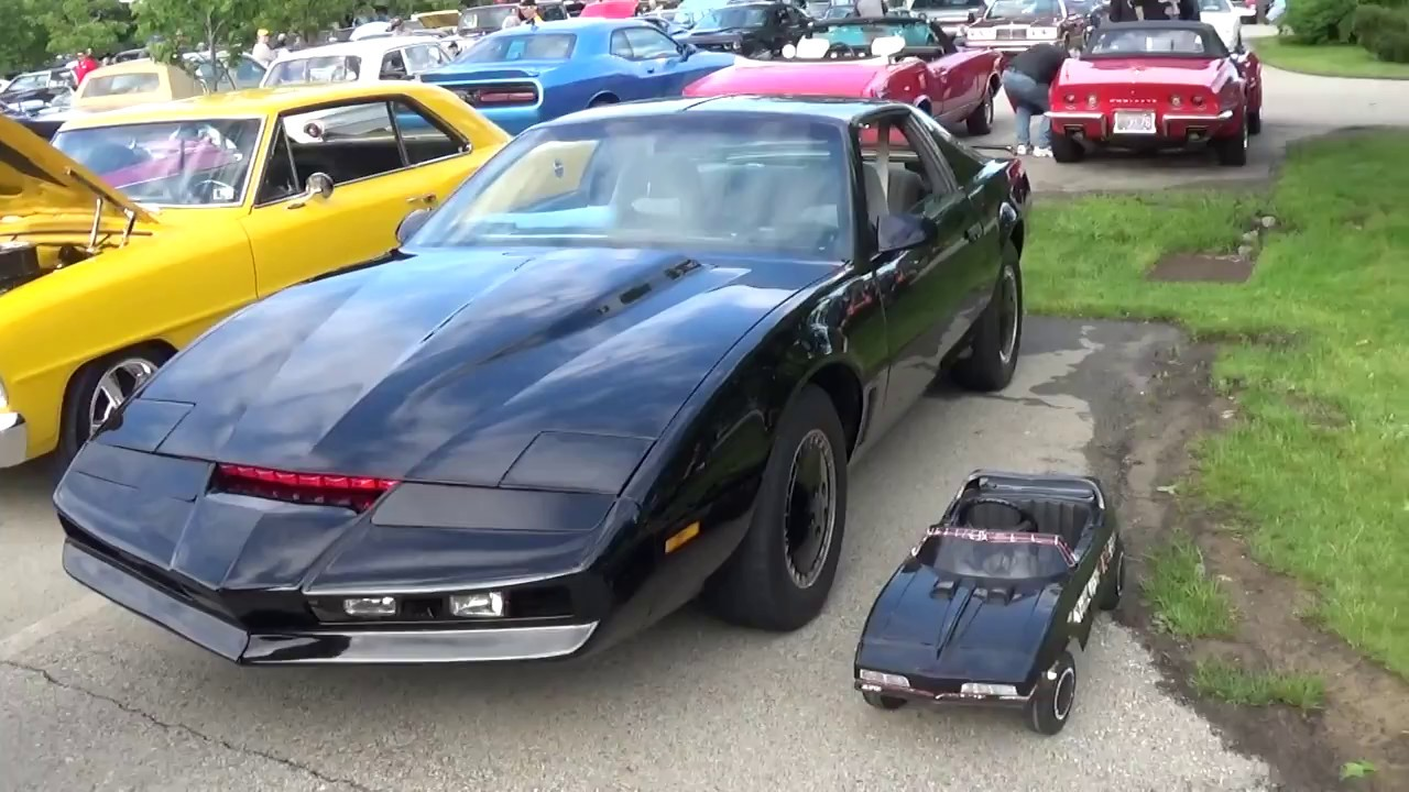 Knight Rider Kitt Car