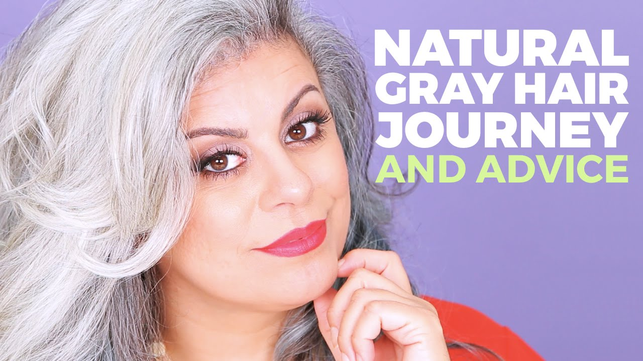 How To Stop Gray Hair From Growing Naturally