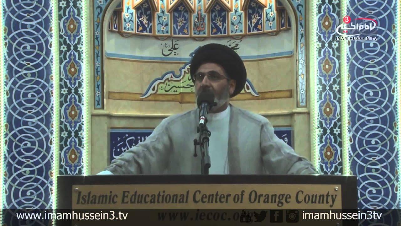 Examining the life of Imam Al Ridha (as) – Sayed Mustafa Al-Qazwini