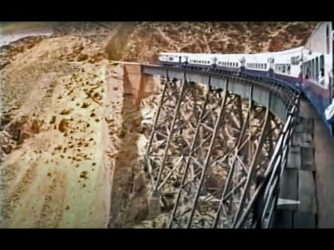 1988 - Tren a  las Nubes (Salta)