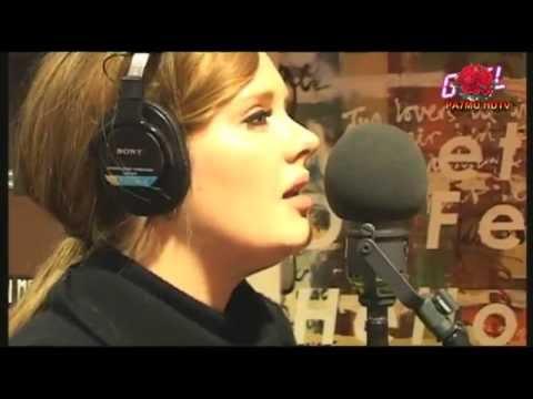 Adele Make You Feel My Love LIVE