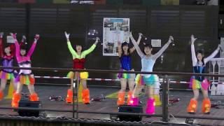 とんぼりリバーウォークライブ/仮面女子(スチームガールズ)2017.4.19/3...
